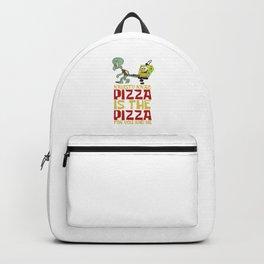 Krusty Krab Pizza Backpack