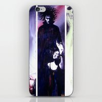sandman iPhone & iPod Skins featuring Sandman: Triptych by kenmeyerjr