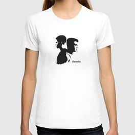 Shameless Ian Gallagher and Mickey Milkovich T-shirt