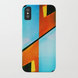 #5 (35mm multiple exposure) iPhone Case