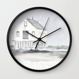Cape Porpoise • Kennebunkport Wall Clock
