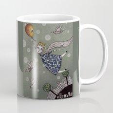 You can fly, Mary! Coffee Mug