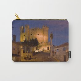 Medieval castle in Portugal Carry-All Pouch