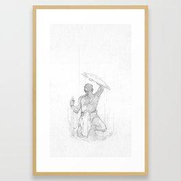 Kintsukuroi Framed Art Print