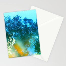 water secrets Stationery Cards