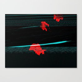Angel Collector Canvas Print
