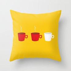 Life Force Throw Pillow