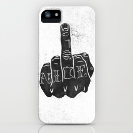 Minnesota Nice iPhone Case