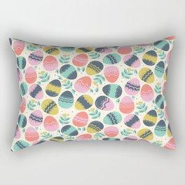 Easer Eggs Rectangular Pillow