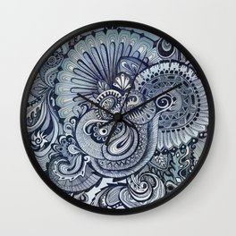 It's you Babe who gets me flowin' Wall Clock