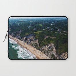 Hidden Beaches of Block Island, Rhode Island - New England's Hidden Gem Laptop Sleeve