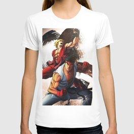 Ryu an Ken T-shirt