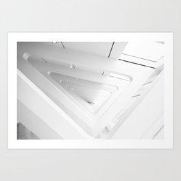 quadracci  Art Print