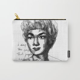 Etta James Carry-All Pouch
