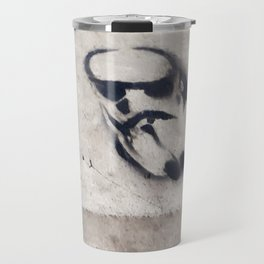 Stormtrooper Crosswalk Stencil Travel Mug