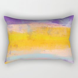 Abstract No. 477 Rectangular Pillow