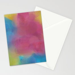 Fog Jitter Stationery Cards