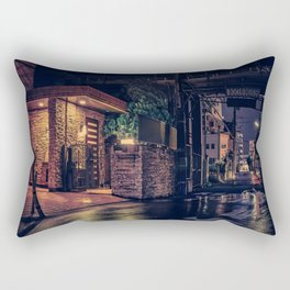 Stillness in the Night/Anthony Presley Photo Print Rectangular Pillow
