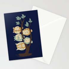 Vowels Stationery Cards