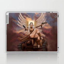 Steampunk Winged Veronika Laptop & iPad Skin