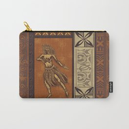 Hula Dance Like No One Is Watching Carry-All Pouch