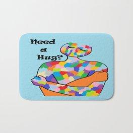 Need a Hug? Bath Mat
