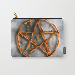 Supernatural devil's trap Carry-All Pouch