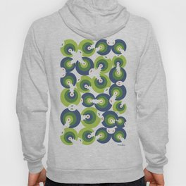 Mano Semilla/Hand Seed--Green Hoody