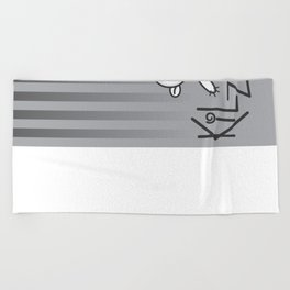 kilz Beach Towel