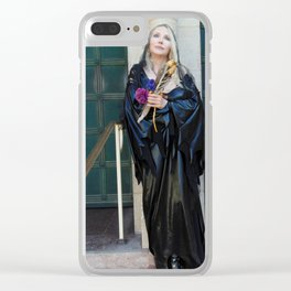 Divine Clear iPhone Case