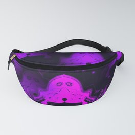 Halloween Parade (in purple) Fanny Pack