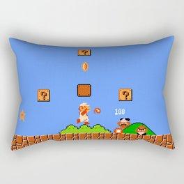 Super Mario Bros Rectangular Pillow
