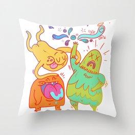 DREAMS Throw Pillow