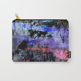 abstract 10,16 Carry-All Pouch