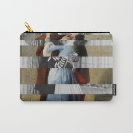 Hayez's The Kiss & Clark Gable and Vivien Leigh Carry-All Pouch