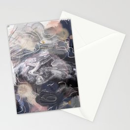 Adhd Brain Activity Stationery Cards