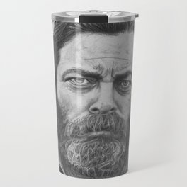Nick Offerman Travel Mug