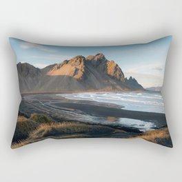 Vestrahorn I Rectangular Pillow