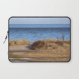 At the beach 4 Laptop Sleeve