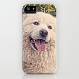 Angel In Disguise II iPhone Case