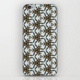 Desert Christmas iPhone Skin