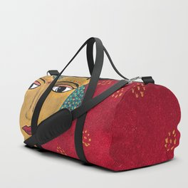 Bride from India Duffle Bag