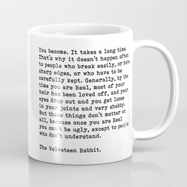 The Velveteen Rabbit, Coffee Mug