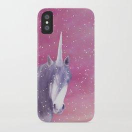 I exist iPhone Case