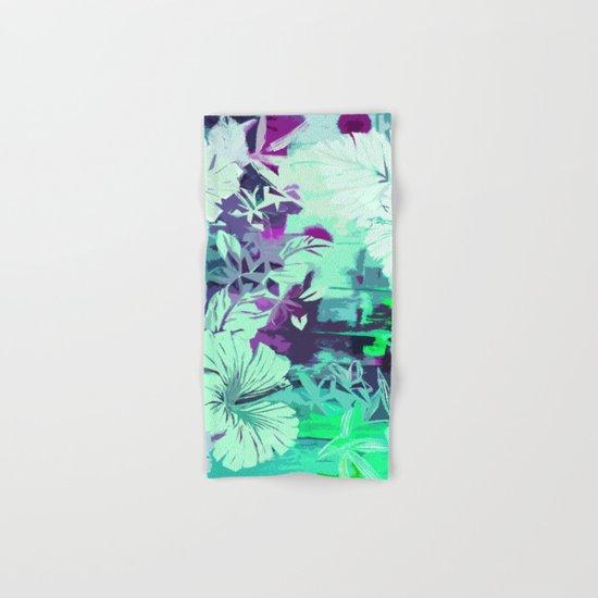 Hula Traffic Hand & Bath Towel