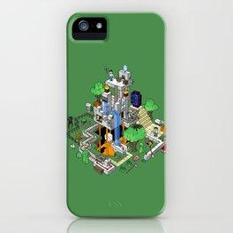 Mine City iPhone Case