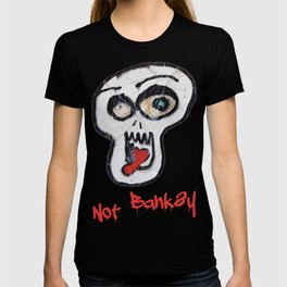 Not Banksy T-shirt