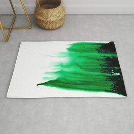 Emerald Bleed Rug