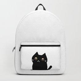 Black cat 589 Backpack