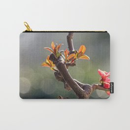Fresh Enthusiasm Carry-All Pouch